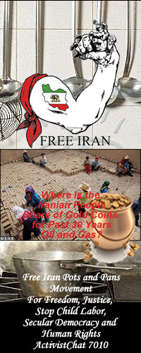 Free Iran Pots and Pans Movement