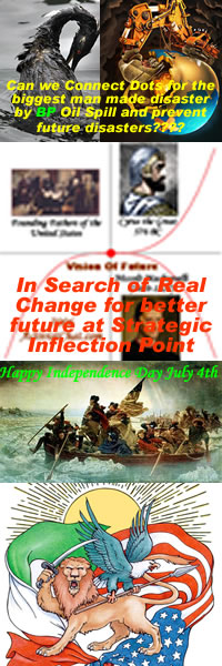 In Search of Real Change for Better Future at Strategic Inflection Point
